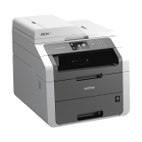 Brother Color LED Drucker mit Scanner DCP-9022CDW wireless (ohne Fax)