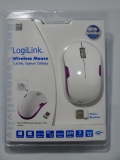 LogiLink 2,4Ghz, Wireless, Optical Mouse