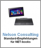 NC Standardinstallation für Netbooks