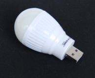 LED USB Rundlampe