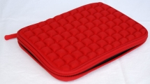 Padded Universal 7/8 Tablet sleeve ROT